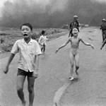 40 éves a vietnami háború legsokkolóbb fotója - mi történt azóta a kép szereplőivel?