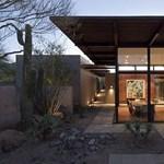 Álomotthon az arizonai sivatag kellős közepén