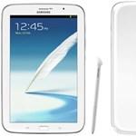 Itt a Samsung új, 8 colos táblagépe