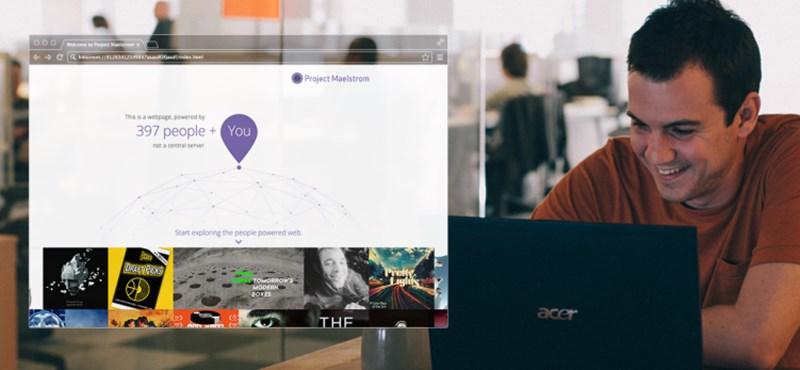 Megváltozhat a netezés: hamarosan végleges a BitTorrent egyedülálló böngészője
