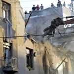 Éles volt, de nincs köze a robbanáshoz az Óbudán talált aknagránátnak