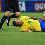 Megsérült Neymar, nem játszhat a Copa Americán