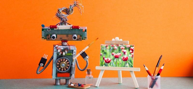 A gép a jövő sztárművésze?
