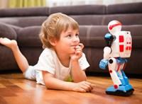 Néhány másodperc alatt eljut egy 3 éves gyerek szintjére a mesterséges intelligencia