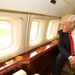 Ez kerül 1 100 000 000 000 forintba a Trumpnak szánt új repülőgépen