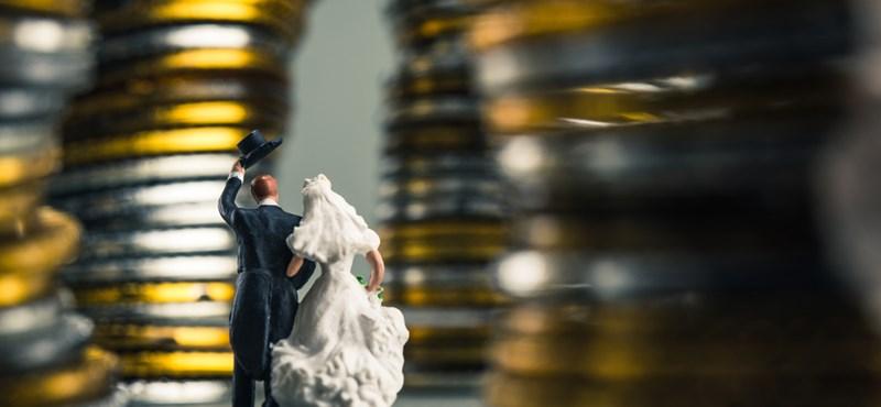 A nagy házasság- és válásbiznisz