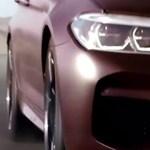 Hétfőn leplezik le a 600 lóerős új BMW M5-öt