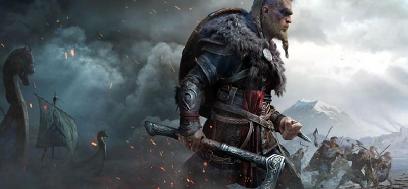 Itt az eddigi legbrutálisabb Assassin's Creed, és marha jól áll neki