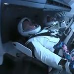 Észrevette? Nem csak a két űrhajós utazott a SpaceX Crew Dragon fedélzetén