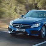 Beköszönt az új Mercedes C-osztály kombija is