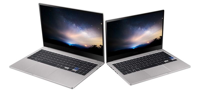 Nem gyengék: új notebookokat jelentett be a Samsung