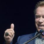 Magyar testépítőtől kapta vissza régi serlegét Schwarzenegger