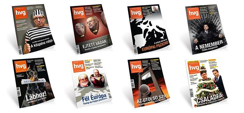A Nemember, a Közpénz rabja, a Lábhoz hozott Népszabadság? - szavazzon az év HVG-címlapjára!