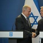 Orbán tanácsadójával tárgyalt Netanjahu