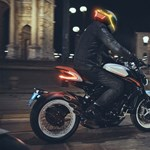 Ha minden motoros ilyen bukósisakot viselne, sok baleset lenne elkerülhető