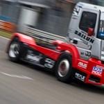 1200 lóerős kamionok küzdenek egymással ma és holnap a Hungaroringen