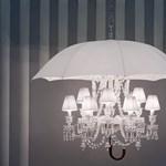 Csillár esős nappaliba