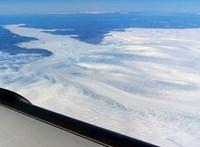 Már harmadik éve hízik az egyik legfontosabb grönlandi gleccser