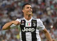 Ronaldo góljával a Juventusé a Szuperkupa