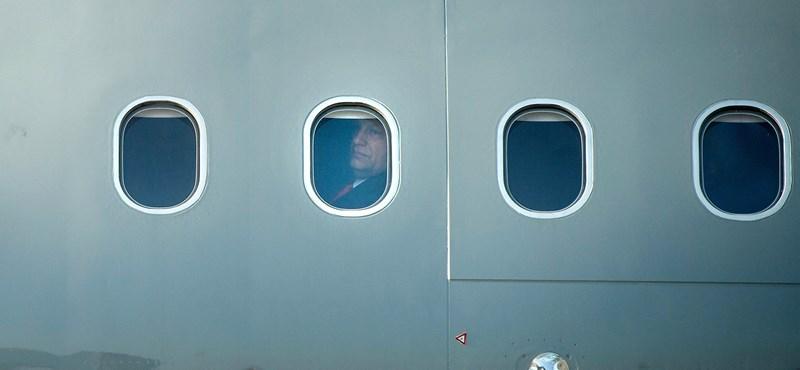 Kártérítési hercehurca megy két katonai gép miatt, amilyennel Orbán repked