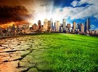 Öt éven belül átlépheti a világ a kritikus 1,5 fokos felmelegedést
