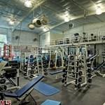 Hat tipp saját edzőteremhez