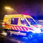 Részeg férfi támadt a mentőkre Csepelen