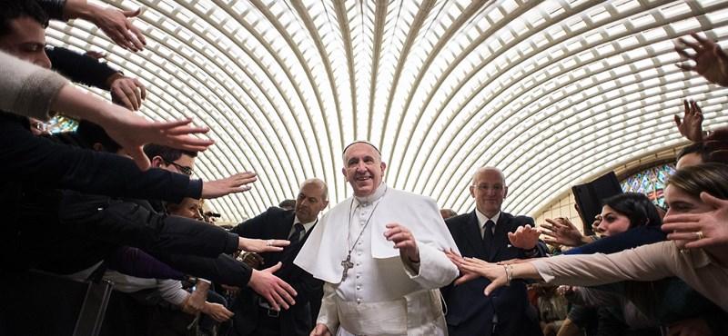 Ferenc pápa: Győzd le a közömbösséget!