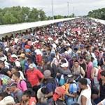 Donald Trump rémálma zajlik épp a mexikói határnál