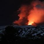 """Lenne itt egy kis gond: a Földközi-tenger felé """"csúszik"""" az Etna vulkán"""