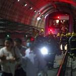 Kész a Jangce alatti metró alagút