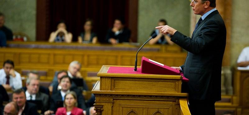 """Gyurcsány: """"ha a miniszterelnök bebörtönöz, még erősebb leszek"""""""