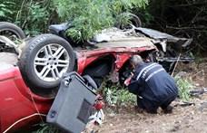 Nem használták a biztonsági övet a halálos balesetek több mint felénél