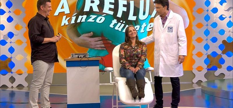 Nem fog fájni - Dr. Tóth jobb, mint vártuk