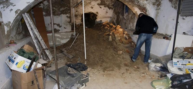 Mint a filmekben: alagúton át raboltak ki egy nagykanizsai ékszerboltot