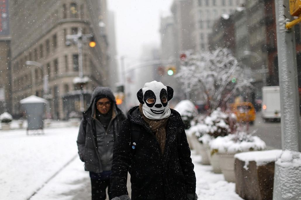 epa. Havazás New Yorkban 2014.02.04.