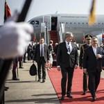 Ki nem találná, Orbán milyen géppel ment Egyiptomba