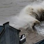 Globális felmelegedés: 13 millió amerikait öntene el a tenger