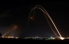 Izraeli rakéták 42 palesztint, köztük gyerekeket öltek meg