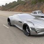 Ha ilyen a jövő Mercedese, akkor most azonnal akarjuk