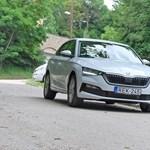Nem csoda-Škoda a Scala, hanem egy piacképes új kompakt – bemutató