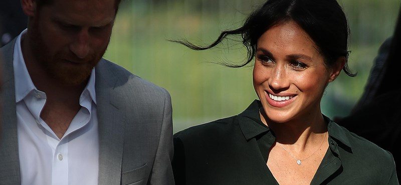 Nem volt jó ötlet majomként bemutatni a hercegi pár újszülött fiát, repült is a BBC műsorvezetője