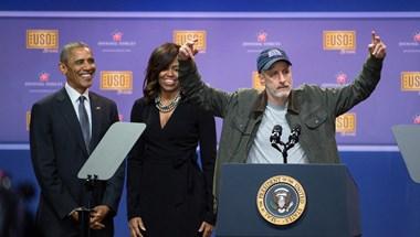 """Öt év szünet után visszatér a képernyőre Amerika """"legszavahihetőbb embere"""""""