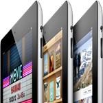 Jövő hónapban jöhet az iPad 5