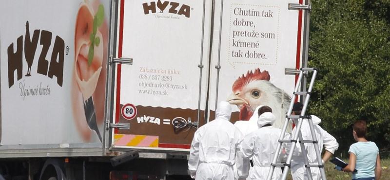 Kiadják Ausztriának a halálkamion sofőrjét