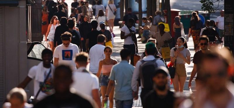 Londont is elérte a klímaváltozás: 60 éve nem volt olyan hőség a briteknél, mint most