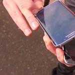 iPhone 6 vs. Galaxy S6 edge: brutális ejtésteszt