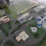 Videó: zöld űrbázis tisztítja a Dunát Csepelen