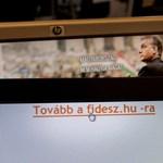Az internet nem felejt: alig fogja elhinni, hogy mi volt a vezető hír a Fidesz címlapján pontosan 10 éve