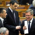 Lázár: a Fidesz kiáll Matolcsy mellett